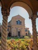 Franciscan klooster stock fotografie