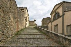 Franciscan Klooster van Fiesole stock afbeeldingen