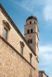 franciscan kloster Royaltyfri Fotografi
