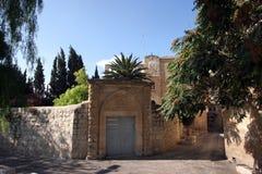 Franciscan kloster i Jerusalem royaltyfri foto