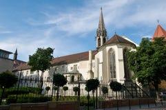The franciscan monastery, Bratislava, Slovakia Stock Images