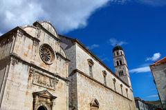 Franciscan Monastery. Dubrovnik, Croatia Royalty Free Stock Photography