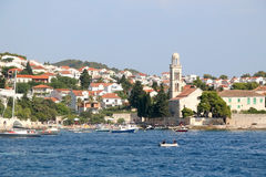 Franciscan Monastery in Hvar Royalty Free Stock Photography