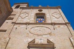 Franciscan monastery. San Severo. Puglia. Italy. Royalty Free Stock Image