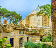 The franciscan's churches Royalty Free Stock Images