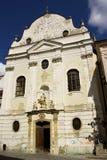 Franciscankyrka, Bratislava (Slovakien) Fotografering för Bildbyråer