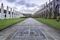 Francisco Brennand Atelier e oficina foto de stock royalty free