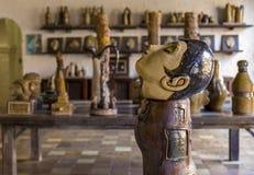 Francisco Brennand Ceramic Workshop imágenes de archivo libres de regalías