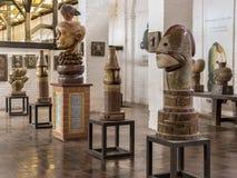 Francisco Brennand Ceramic Workshop Stock Photos