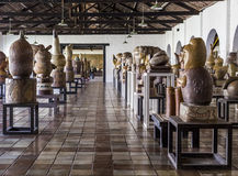Francisco Brennand Ceramic Workshop Royalty Free Stock Photos