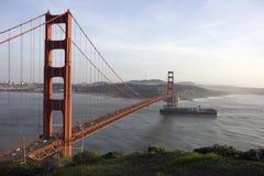francisco bridżowa brama złoty San Obraz Royalty Free