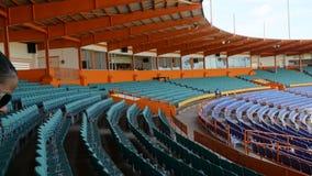 Francisco A Estadio de Micheli en el La Romana Imágenes de archivo libres de regalías
