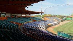 Francisco A Estadio de Micheli en el La Romana Imagen de archivo libre de regalías
