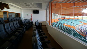 Francisco A Estadio de Micheli en el La Romana Foto de archivo libre de regalías