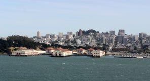 Francisco-Hafen Stockbilder