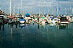 Francisco-Hafen lizenzfreie stockbilder