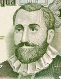 Francisco Hernández de Córdova Imagens de Stock