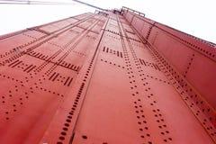 Francisco Kalifornijskie gate bridge złoty San Zdjęcie Stock