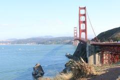 Francisco Kalifornijskie gate bridge złoty San usa Obrazy Stock