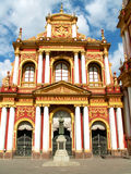 Francisco-Kirche Lizenzfreies Stockfoto