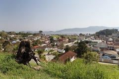 Francisco, krajobrazu sao sul zdjęcie stock