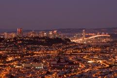Francisco-Leuchten Stockfotografie