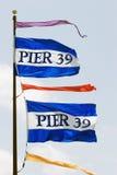 Francisco-Pier neununddreißig lizenzfreie stockbilder