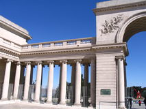 francisco portal san Royaltyfria Bilder