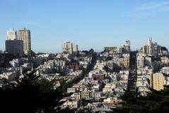 Francisco-Stadt Lizenzfreies Stockfoto