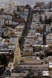 Francisco-Stadt Scape Lizenzfreies Stockbild