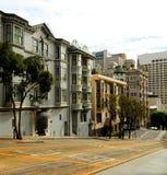 Francisco-Straßenszene Stockbild