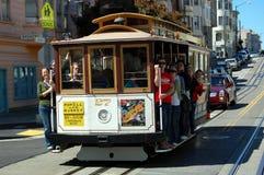 francisco tramwaj San Zdjęcie Stock