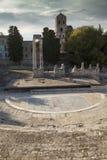 Francja, Arles rzymski theatre Obrazy Royalty Free