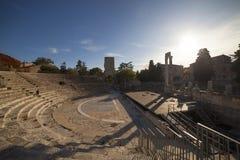 Francja, Arles rzymski theatre Zdjęcia Royalty Free