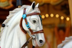 Francja Avignon Carousel zdjęcie stock