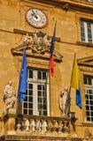 Francja, Bouche du Rhone, miasto salon de Provence Zdjęcia Royalty Free