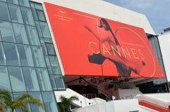 Francja, Cannes, Międzynarodowy Ekranowy festiwal 2017 Obrazy Stock