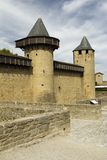 Francja. Carcassonne. Fotografia Royalty Free