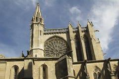 Francja. Carcassonne. Obrazy Royalty Free