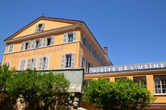 Francja, francuski Riviera, Grasse, Fragonard mydlarnia Fotografia Stock