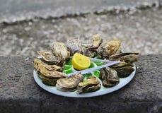 Francja, jedzenie fotografia stock