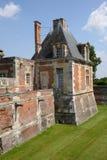 Francja malowniczy miasto Anet Zdjęcie Royalty Free