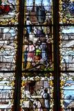 Francja malowniczy miasto Ivry los angeles Bataille Obraz Royalty Free