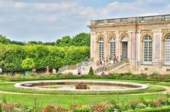 Francja Maria Antoinette nieruchomość w parc Versailles Pa Fotografia Stock