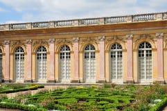 Francja Maria Antoinette nieruchomość w parc Versailles Pa Obrazy Royalty Free
