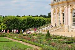 Francja Maria Antoinette nieruchomość w parc Versailles Pa Obrazy Stock
