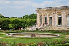 Francja Maria Antoinette nieruchomość w parc Versailles Pa Obraz Stock