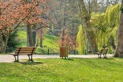 Francja miasto Poissy Zdjęcia Royalty Free