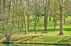 Francja miasto Poissy Zdjęcie Royalty Free