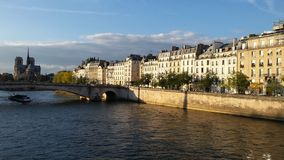 Francja paris Zdjęcie Royalty Free